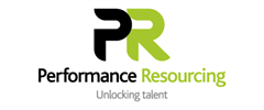 Jobs from Performance Resourcing Ltd