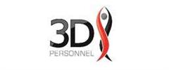 Jobs from 3D Personnel Ltd