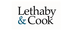Jobs from Lethaby & Cook Ltd