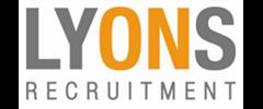 Jobs from Lyons Recruitment