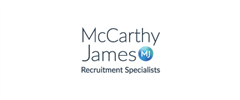 Jobs from McCarthy James Recruitment Specialists