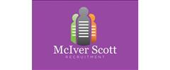 Jobs from McIver Scott Recruitment Ltd