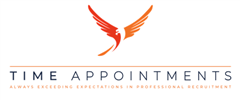 Jobs from TIME Appointments Ltd
