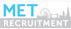 Jobs from MET Recruitment (London) Ltd