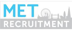Jobs from MET Recruitment (London) Ltd