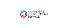 Jobs from HAMPSHIRE RECRUITMENT SERVICES LTD