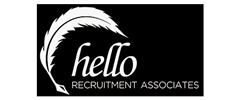 Jobs from Hello Recruitment Associates Ltd