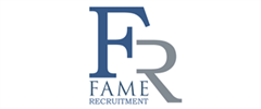 Jobs from Fame Recruitment Consultants Ltd