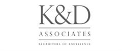 Jobs from K & D ASSOCIATES LTD