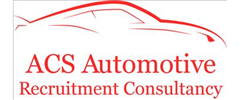 Jobs from ACS Automotive Recruitment Consultancy Ltd