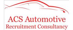 Jobs from ACS Automotive Recruitment Consultancy Ltd