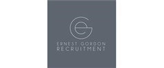 Jobs from Ernest Gordon Recruitment Limited