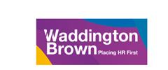 Jobs from Waddington Brown