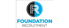 Jobs from Foundation Recruitment