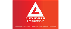 Jobs from Alexander Lee Recruitment Limited