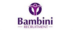Jobs from Bambini Recruitment