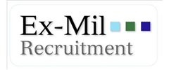 Jobs from Ex-Mil Recruitment Ltd