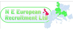 Jobs from N E European Recruitment Limited