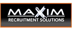 Jobs from Maxim Recruitment Solutions