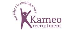 Jobs from Kameo Recruitment Ltd