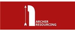 Jobs from ARCHER RESOURCING LTD