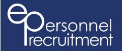 Jobs from E-Personnel Recruitment Ltd