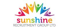 Jobs from Sunshine Recruitment Group Ltd