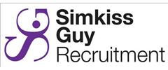 Jobs from SimkissGuy Recruitment Limited