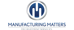 Jobs from Manufacturing Matters Recruitment Services ltd