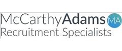 Jobs from McCarthy Adams Recruitment