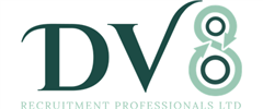 Jobs from DV8 Recruitment Professionals LTD
