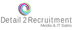 Jobs from Detail2Recruitment (Media & IT Sales)