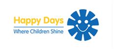 Jobs from Happy Days Nurseries
