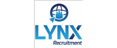 Jobs from Lynx Recruitment Ltd