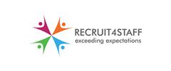 Jobs from Recruit4staff (Wrexham) Ltd