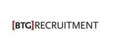 Jobs from BTG Recruitment