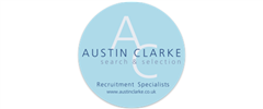 Jobs from Austin Clarke Search & Selection