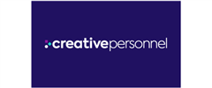 Jobs from CREATIVE PERSONNEL Ltd