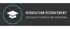 Jobs from 4Education Recruitment Ltd