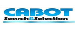 Jobs from CABOT SEARCH LTD