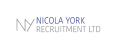 Jobs from Nicola York Recruitment Ltd