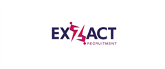 Jobs from exzact recruitment