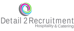 Jobs from Detail2Recruitment (Hospitality & Catering)