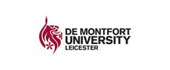 Jobs from De Montfort University Leicester