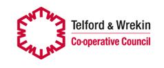 Jobs from Telford & Wrekin Council