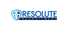 Jobs from Resolute Recruitment