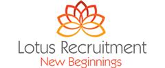 Jobs from Lotus Recruitment UK Ltd