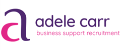 Jobs from  Adele Carr Business Support Recruitment