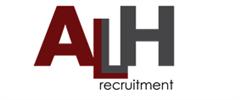 Jobs from ALH Recruitment Ltd