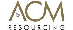 Jobs from ACM Resourcing Ltd